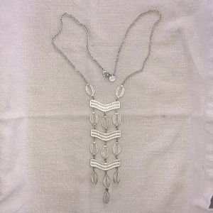 Stella & Dot tiered necklace
